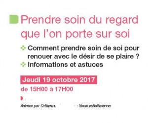 Conférence du 19 octobre